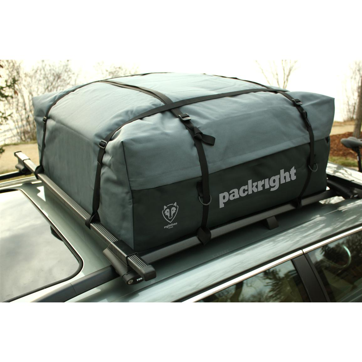 Packright® Sport 1 Car Top Carrier