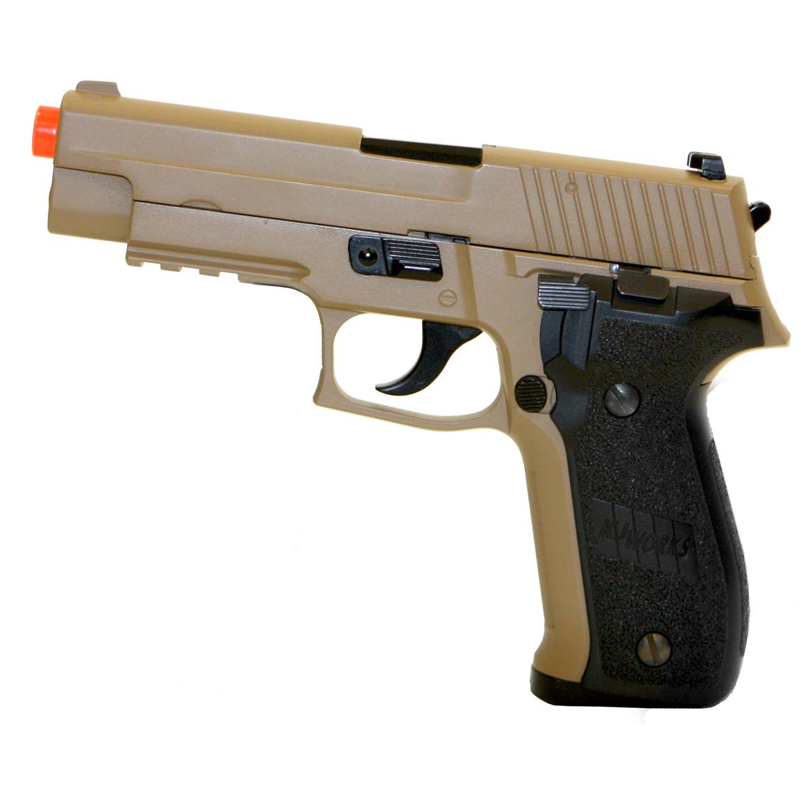 Sig Sauer® P226 Tan Gas Air Pistol