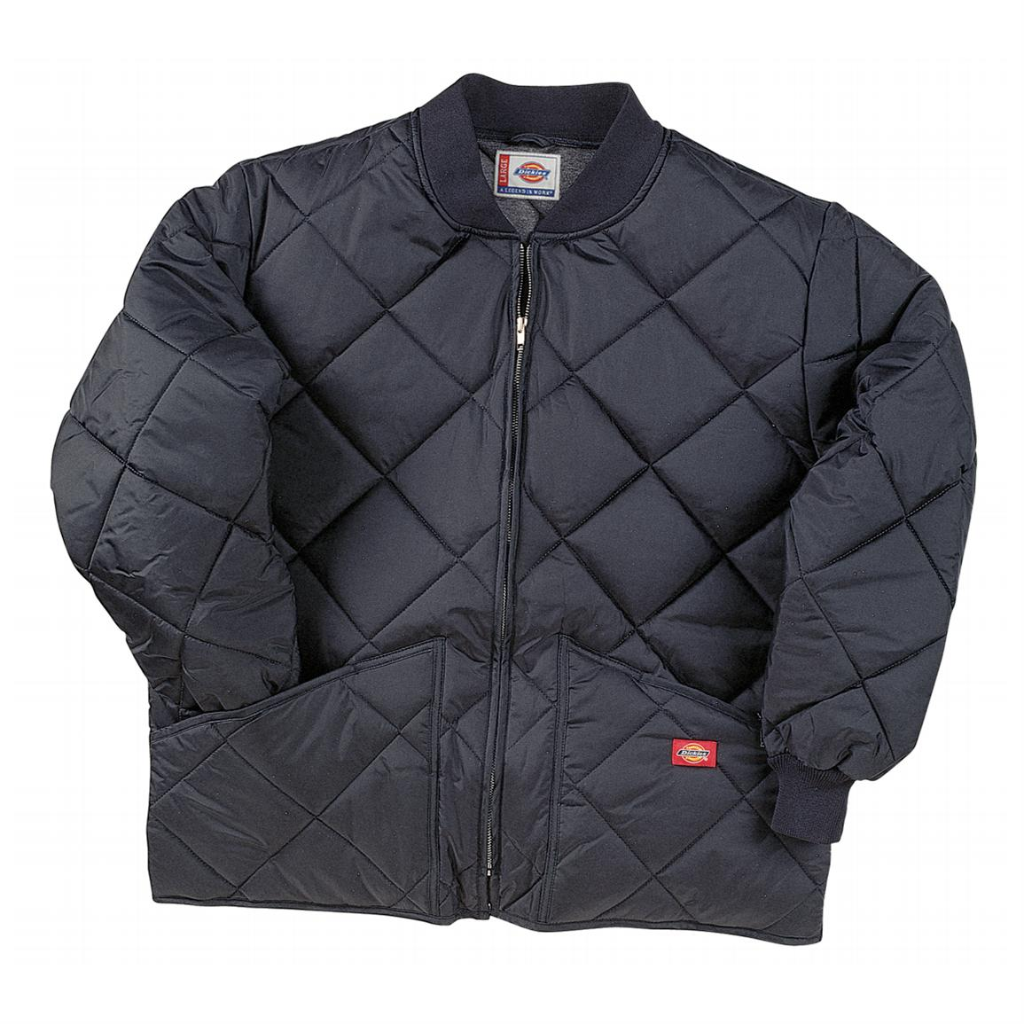 Dickies 174 Diamond Quilted Nylon Jacket Tall 188374