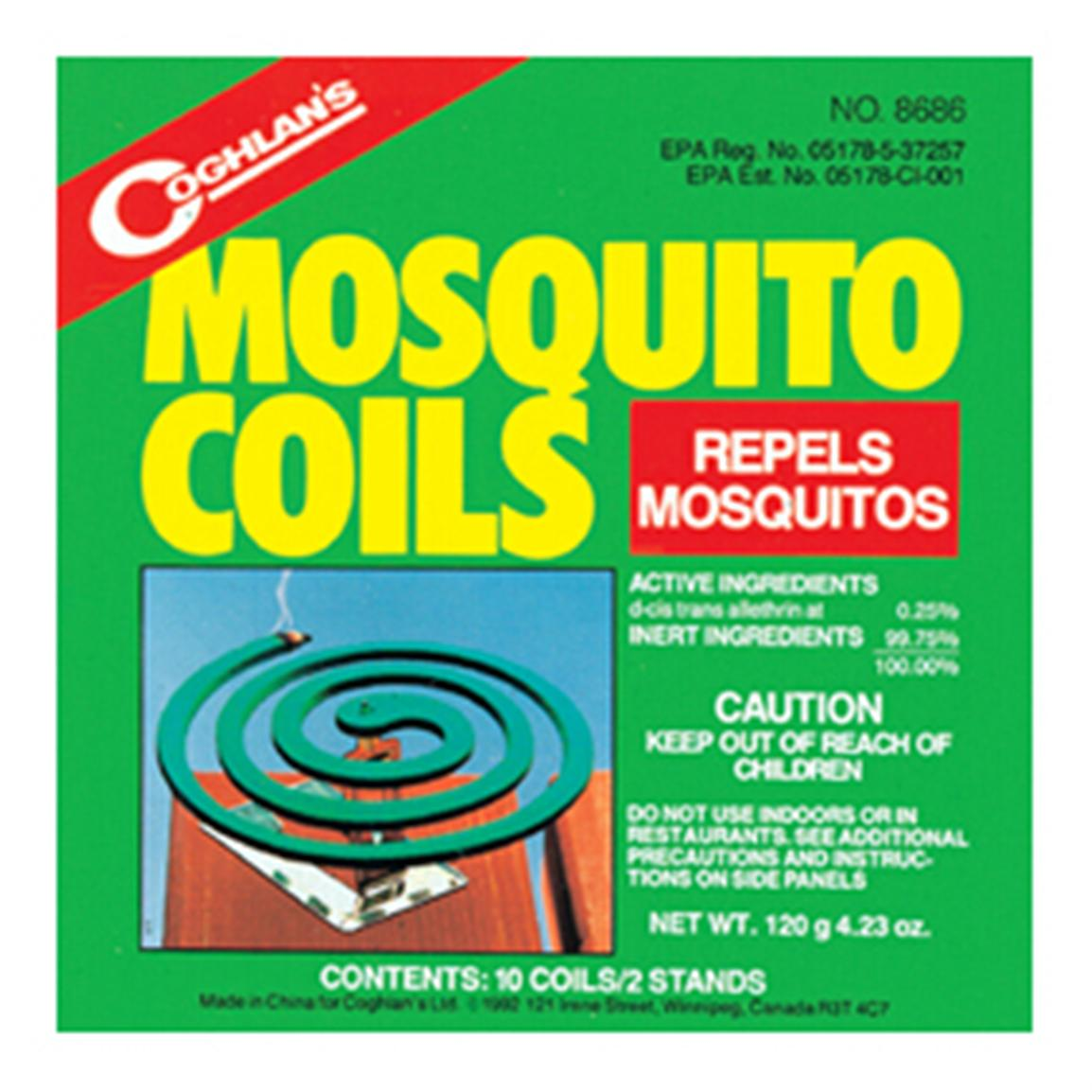 Coghlan's® Mosquito Coil