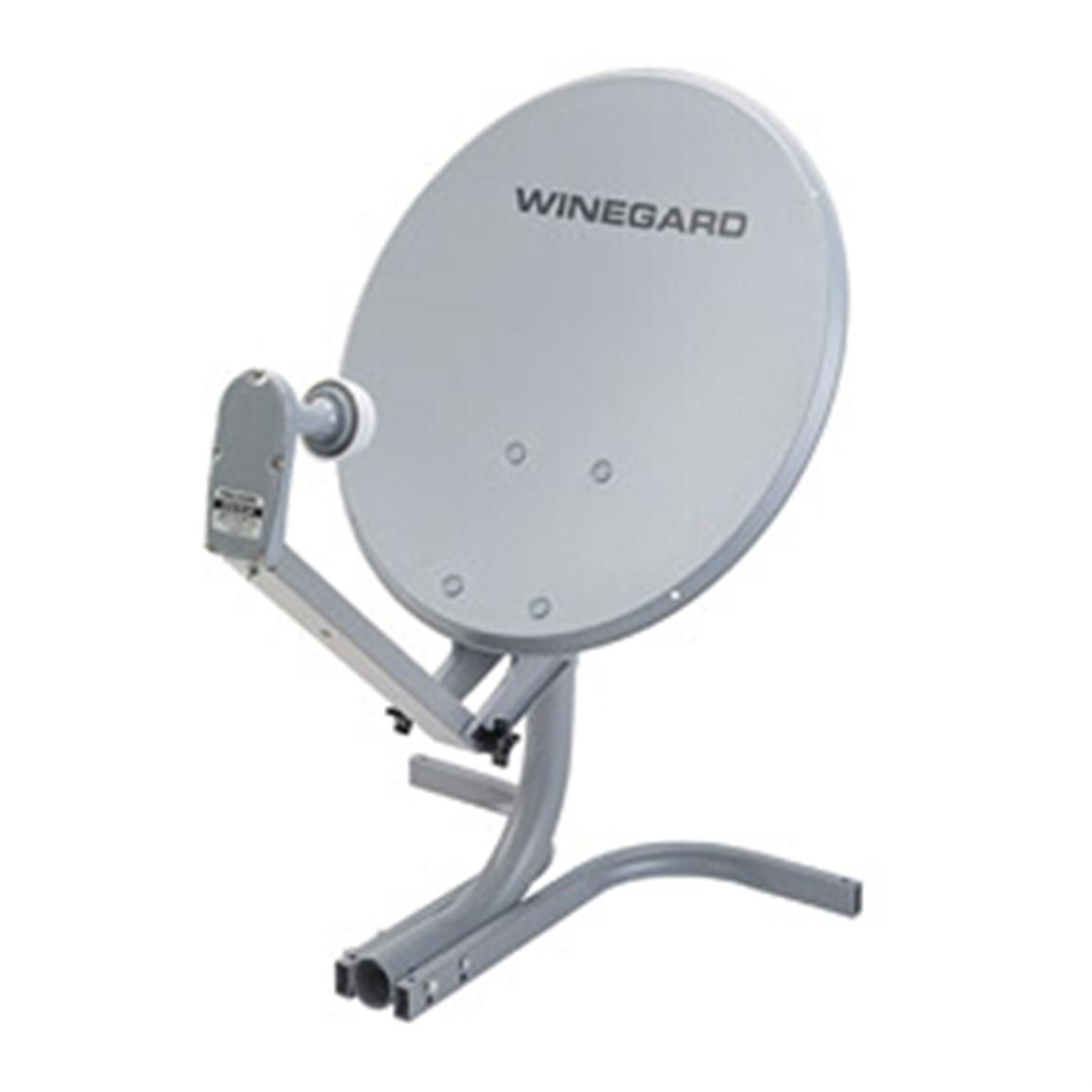 Winegard® Portable Satellite Dish and Mount