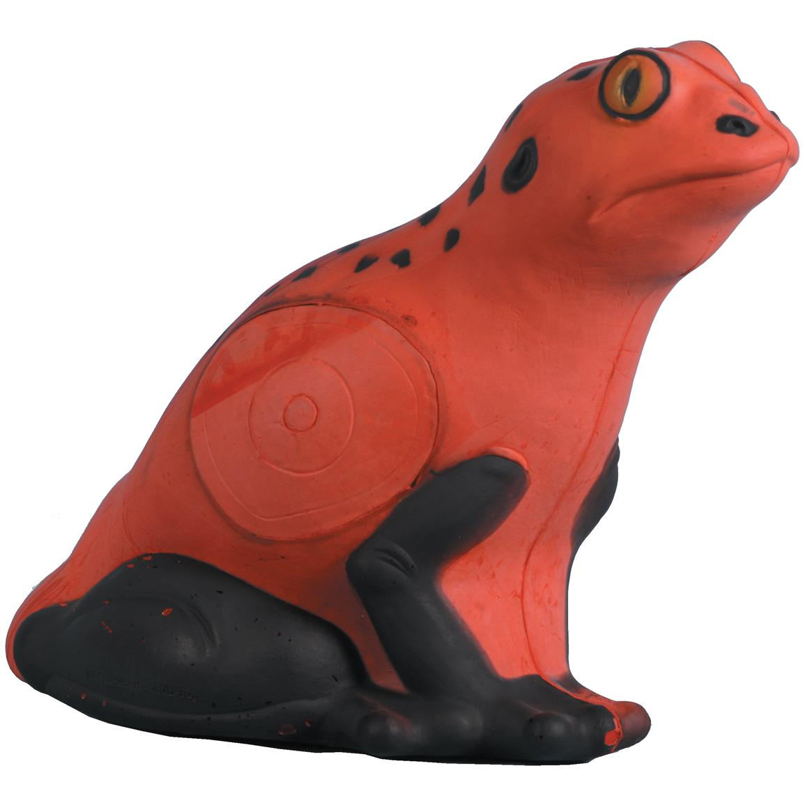 Rinehart® Poisonous Red Frog Targets