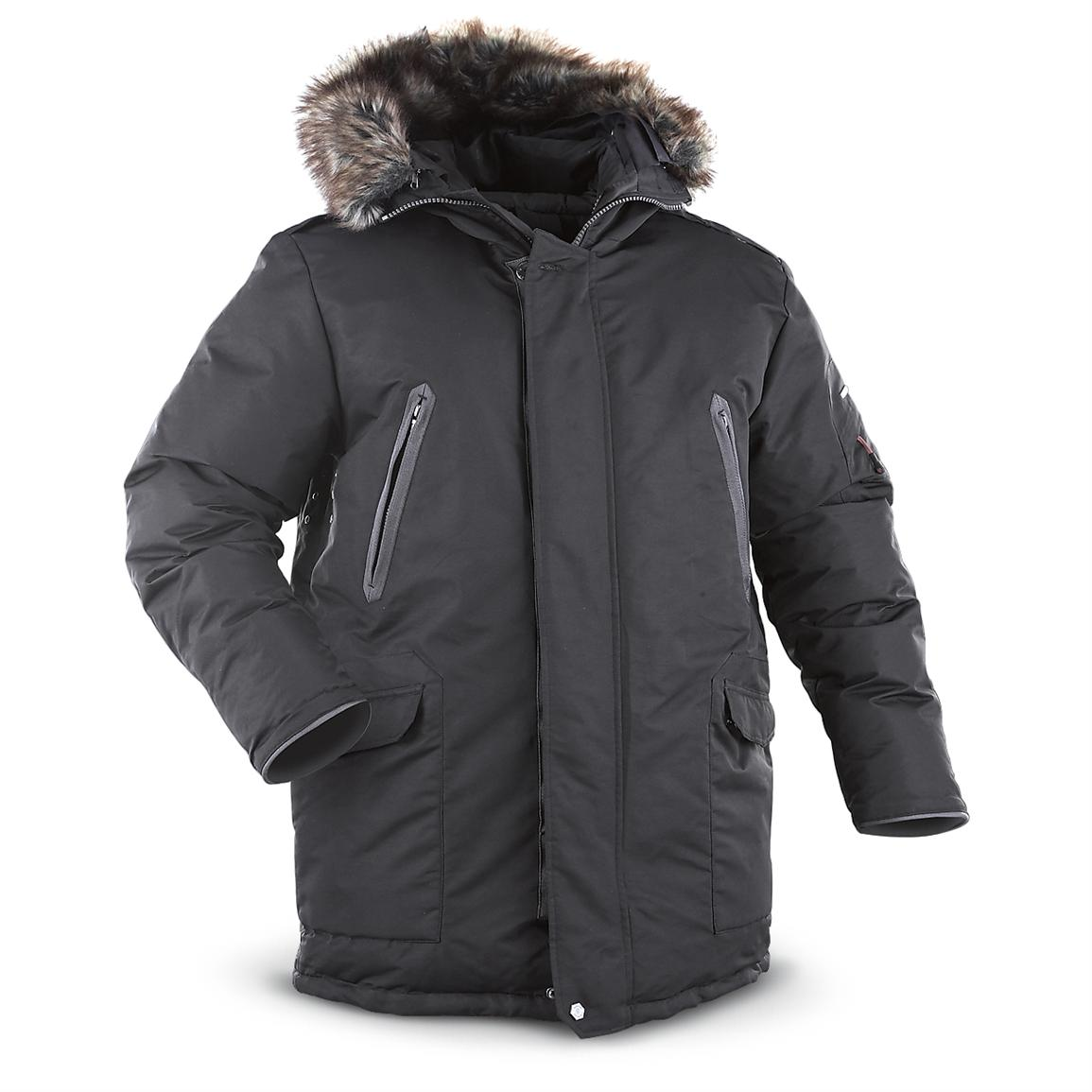 Joe Whistler™ Everest Down Parka - 190405, Insulated Jackets ...