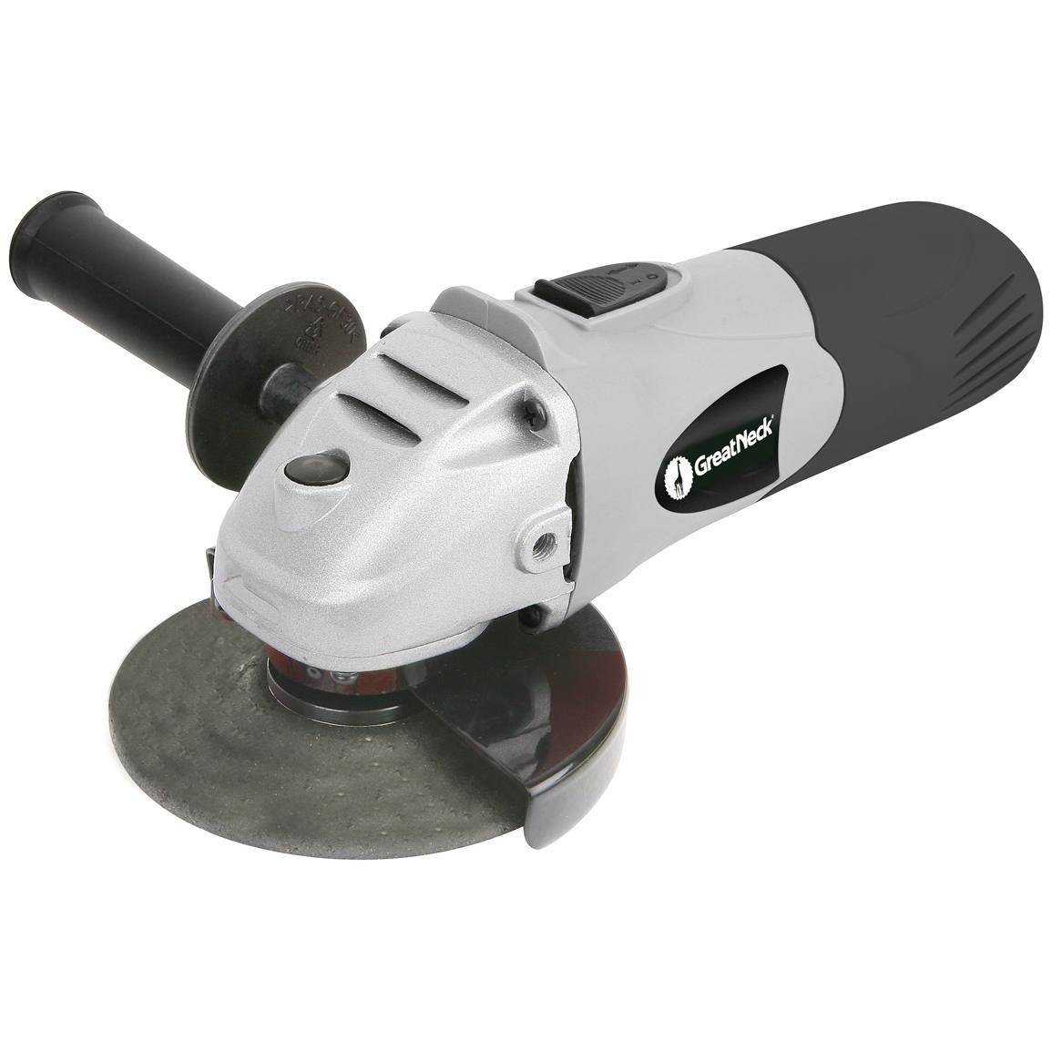 GreatNeck® 4 1/2 inch Angle Grinder