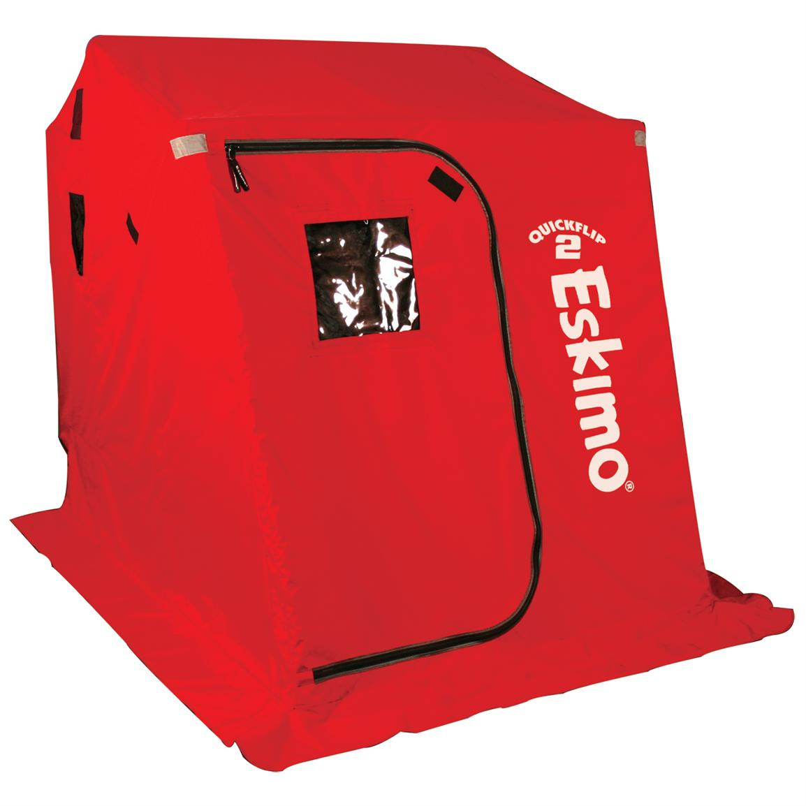 Eskimo Quickflip 2 Ice Fishing Shelter 1 Person 191286