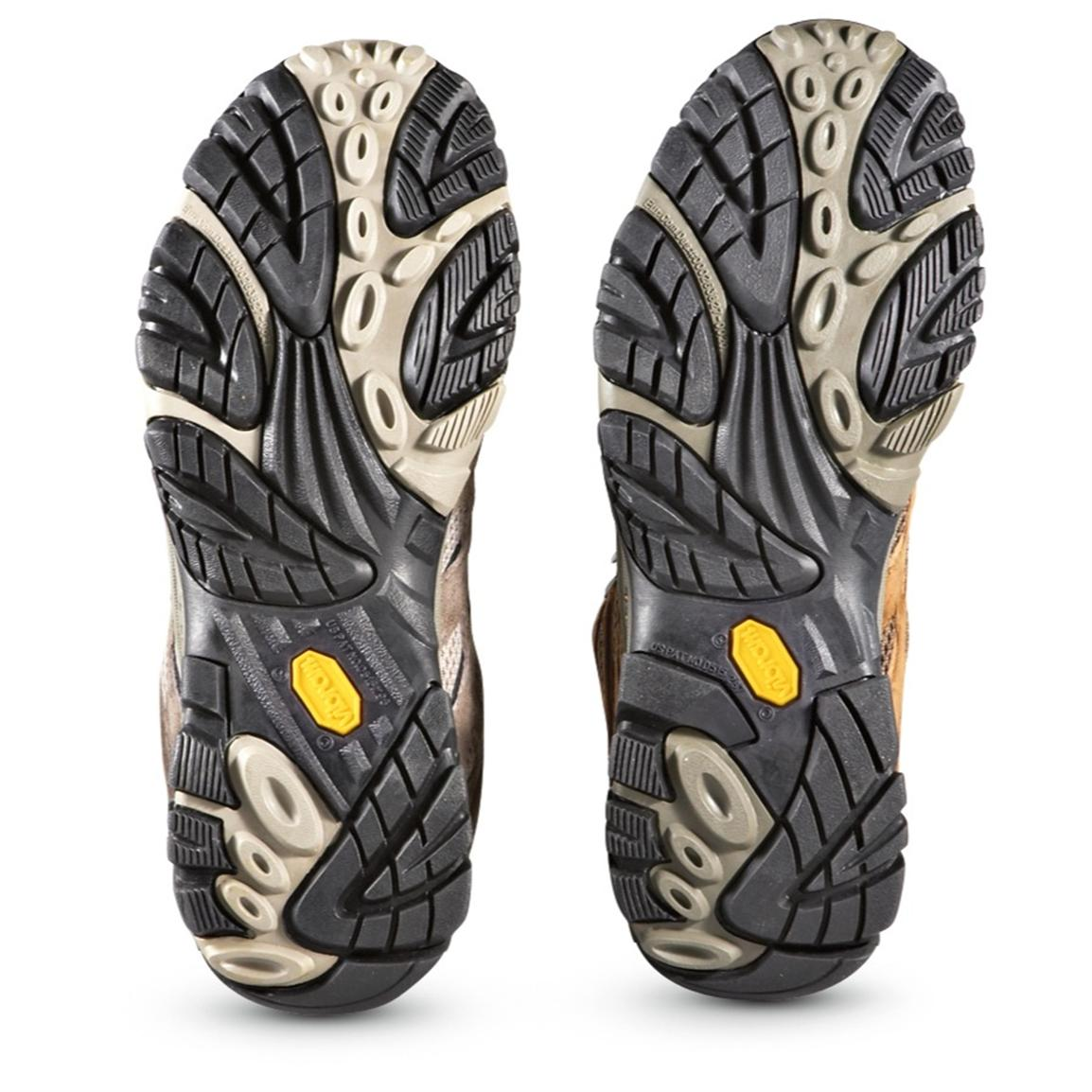 Vibram Multi-Sport Sole offers superior traction