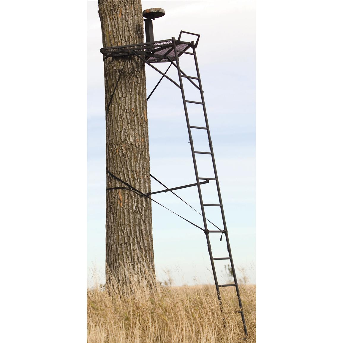 Big Game® The Ultra-View™ Ladder Tree Stand