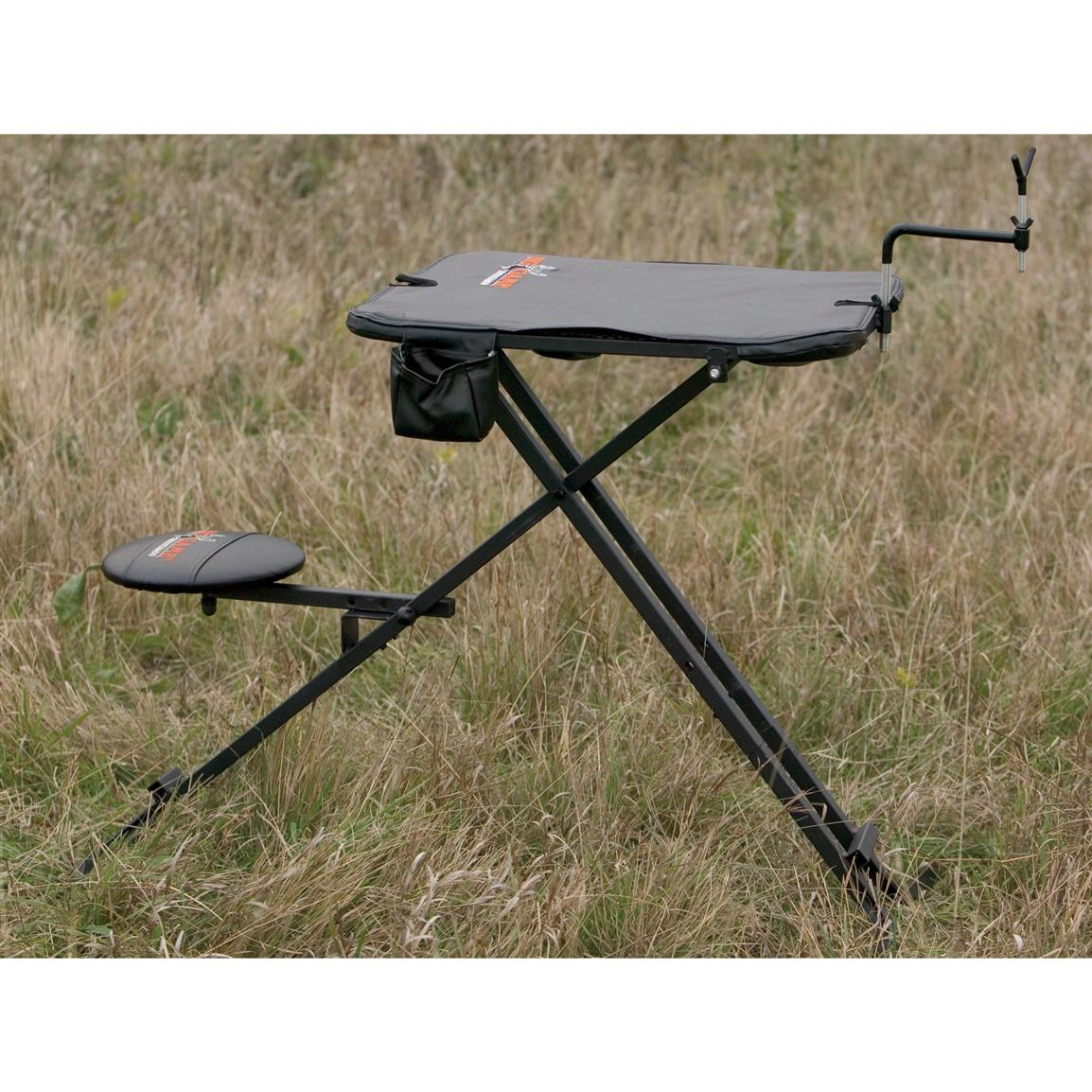 Big Game® Deluxe Shooting Bench