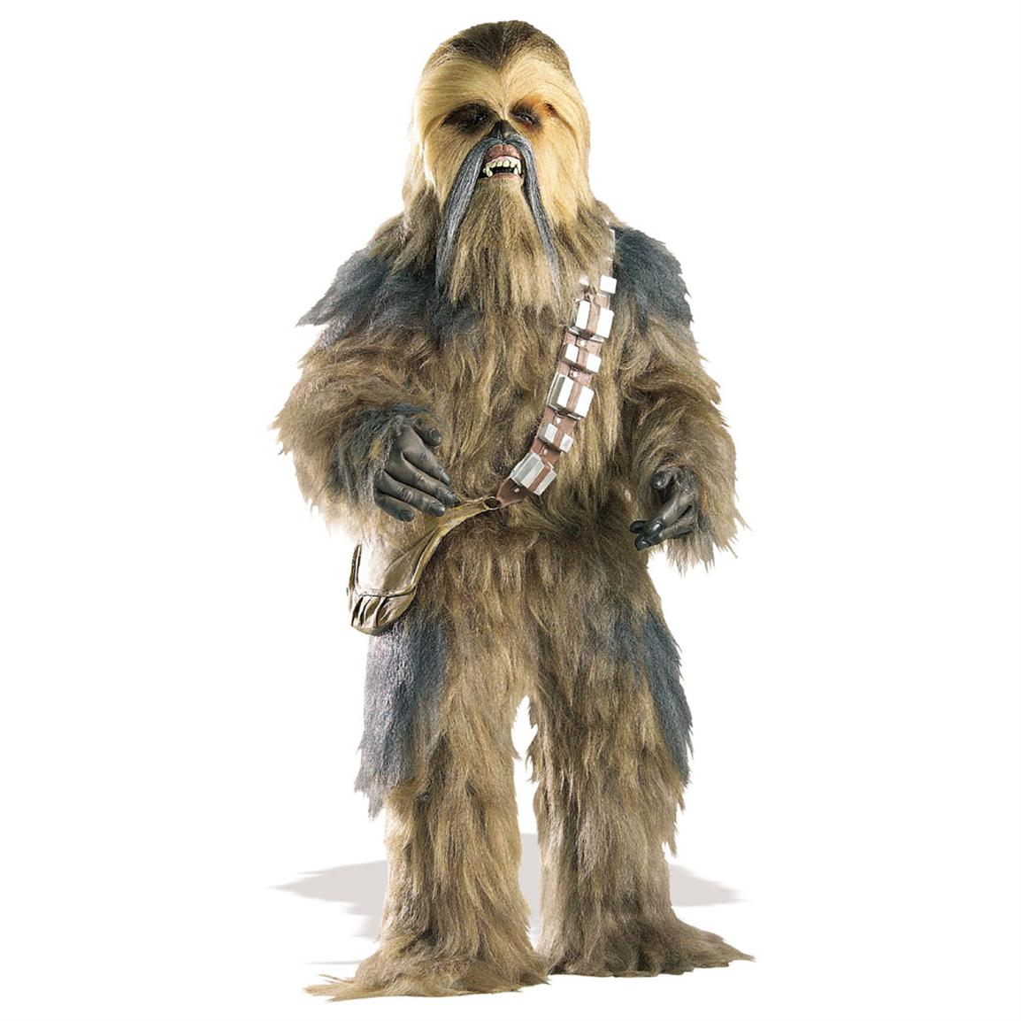 Adult's Star Wars™ Collector's Edition Chewbacca Costume