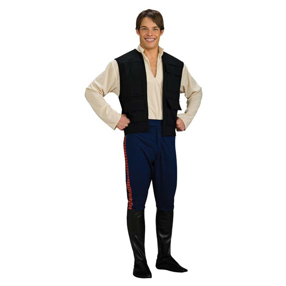 Morris Costumes Star Wars™ Deluxe Han Solo Costume