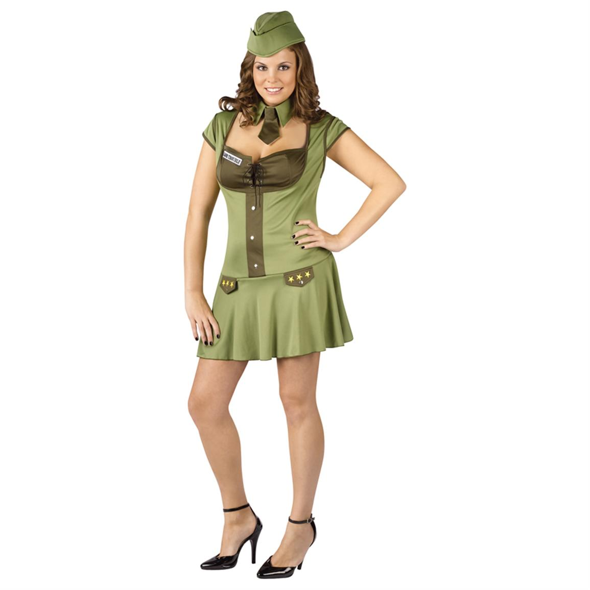 Morris Costumes Major Trouble Army Plus-Size Costume