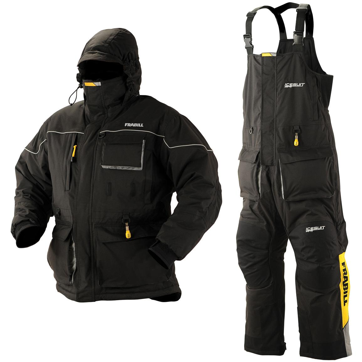 Frabill® Icesuit Jacket and Bib Combo