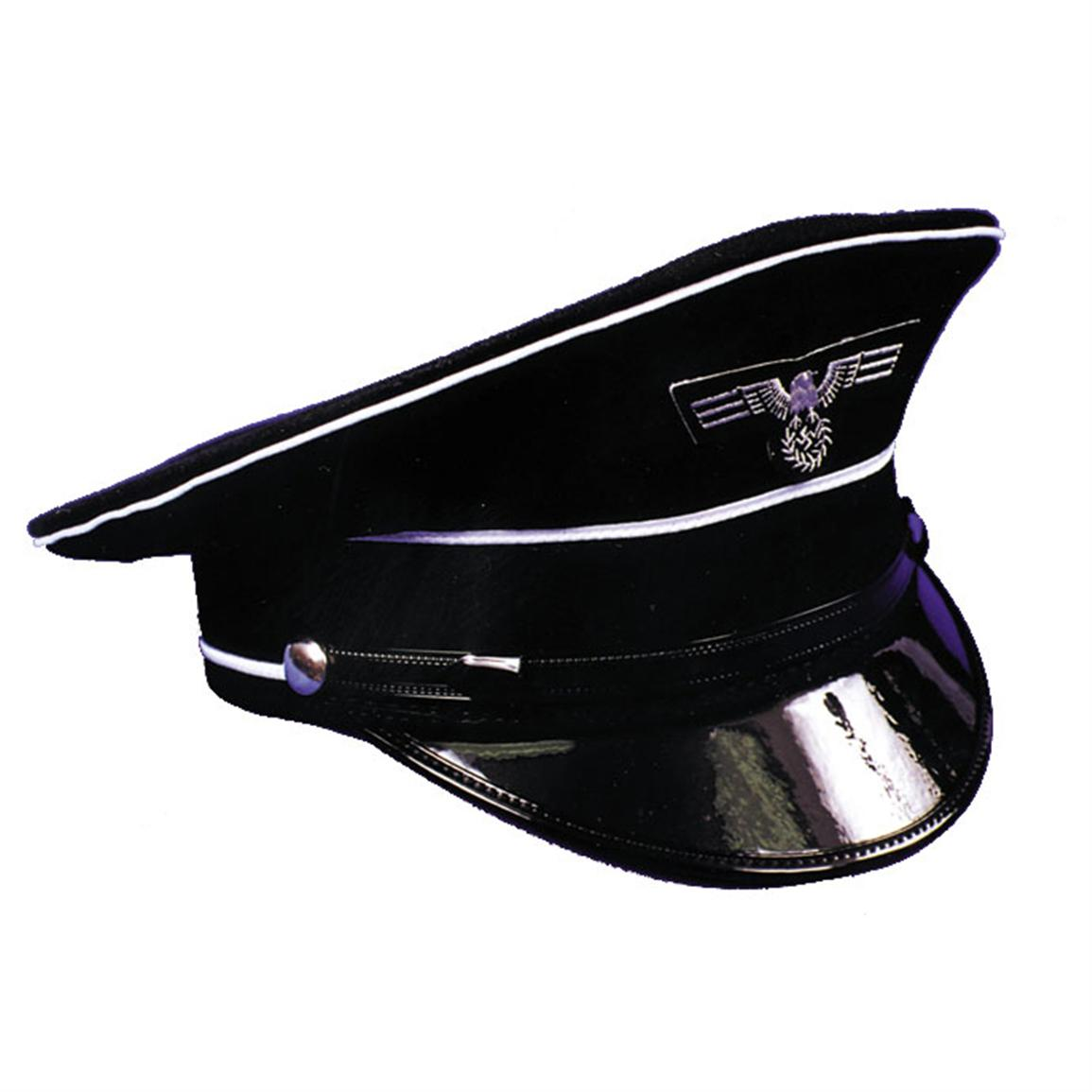 Adult Deluxe German Officer Hat