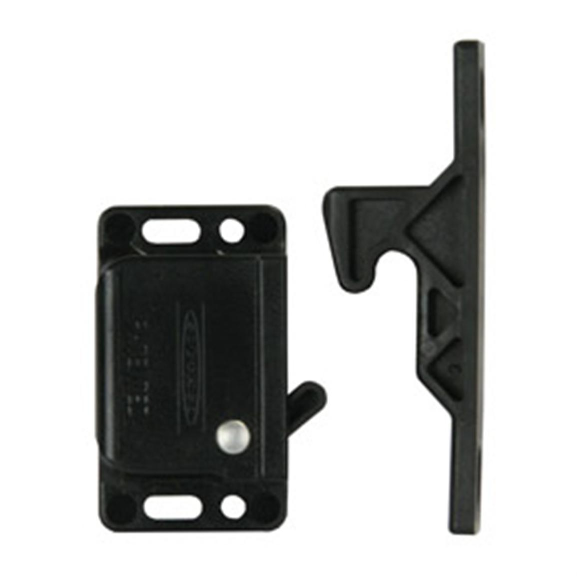 JR Products® Push-to-Open Cabinet Latch