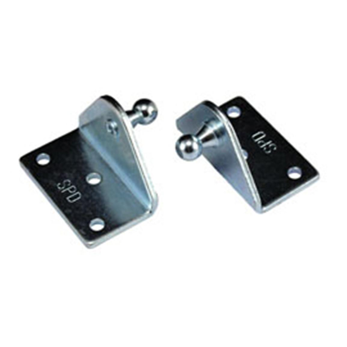 2-Pk. JR Products® Angled Mounting Brackets