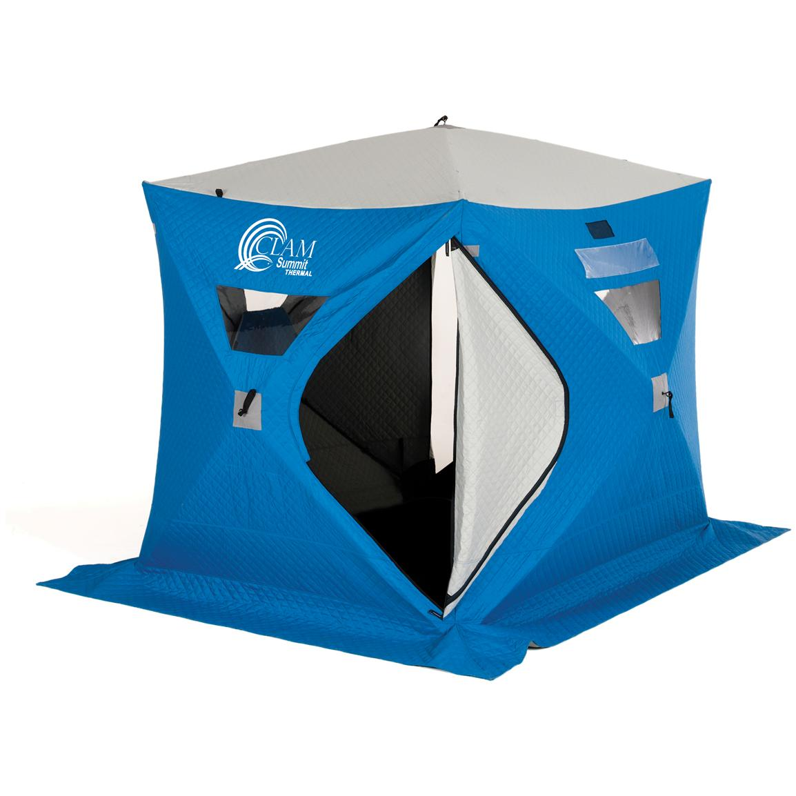 Clam™ Summit Thermal FLR Portable Pop-up Shelter