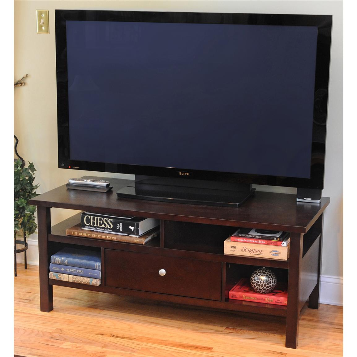 Flat Screen / Tube TV Stand with Drawer