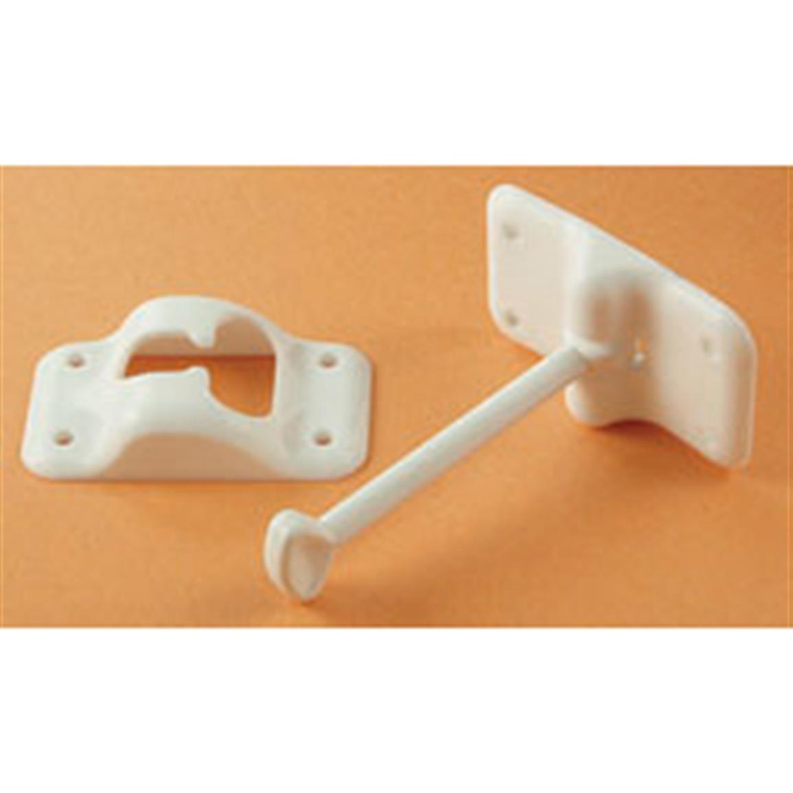"RV Designer® Collection ""T"" Style Entry Door Holder, 3 1/2 inch"
