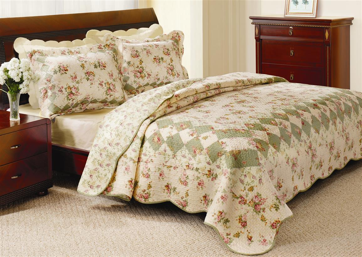 Greenland Home Fashions® Bliss Bedding Set