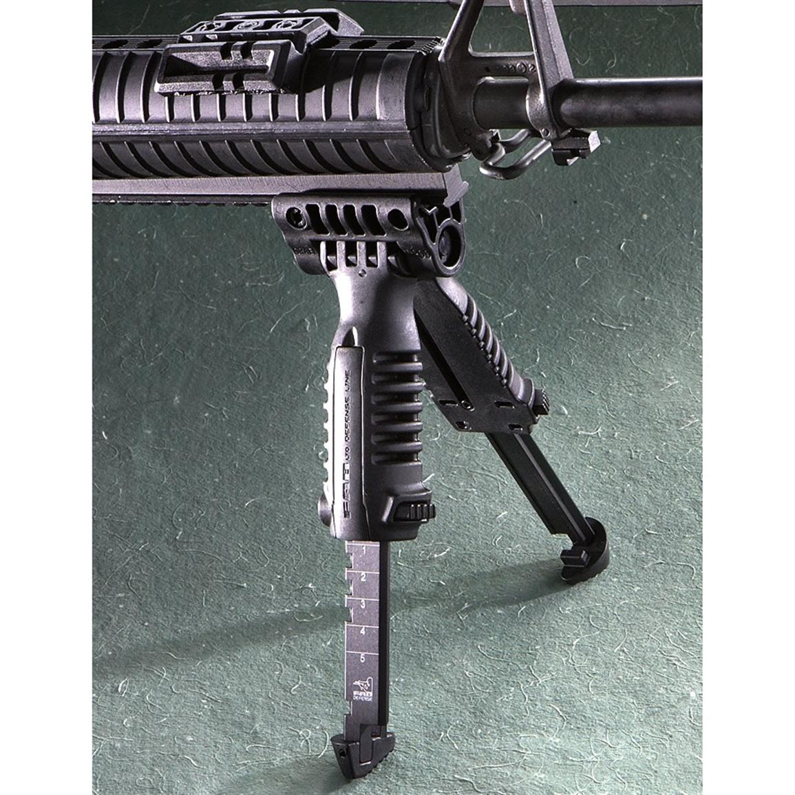 Mako T-Pod Vertical Foregrip with Bipod