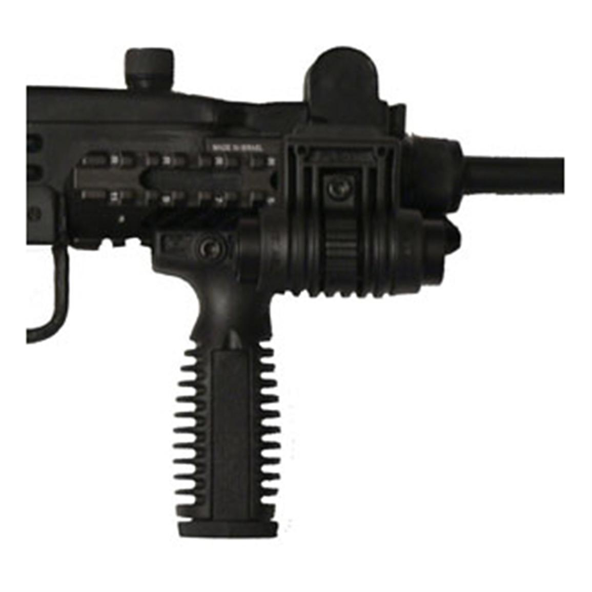 Mako® UTR Aluminum Tri-Rail for Uzi