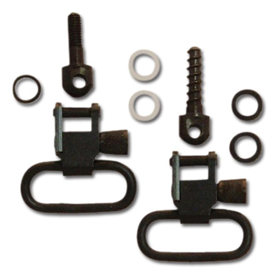 GrovTec™ 1 inch Sling Swivel Set for Winchester 70A