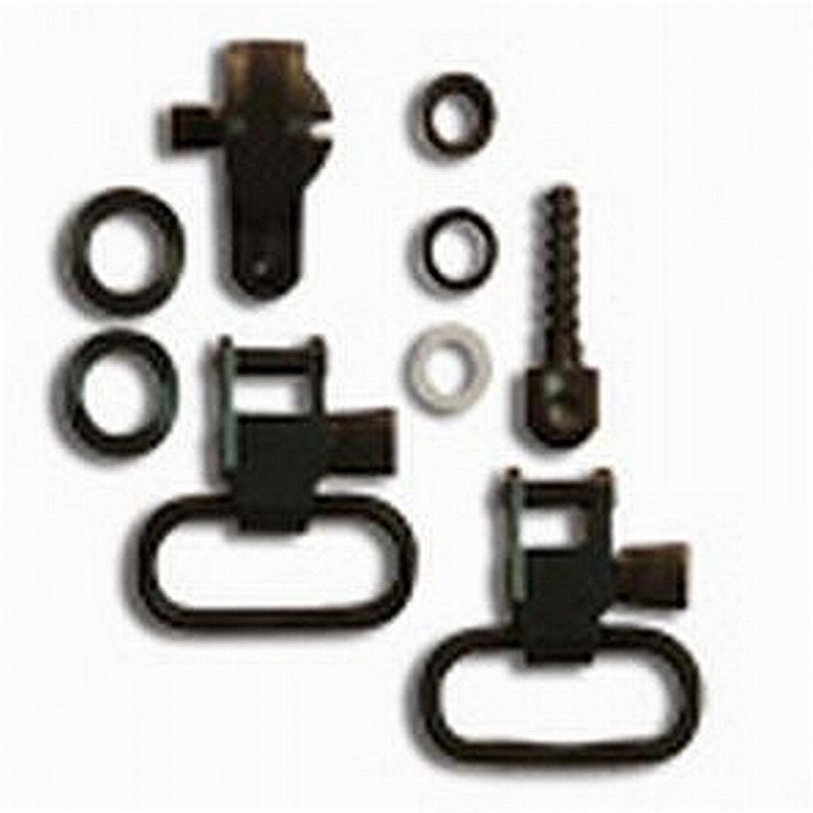"GrovTec 1"" Sling Swivel Set for Most Pump / Auto Shotguns"