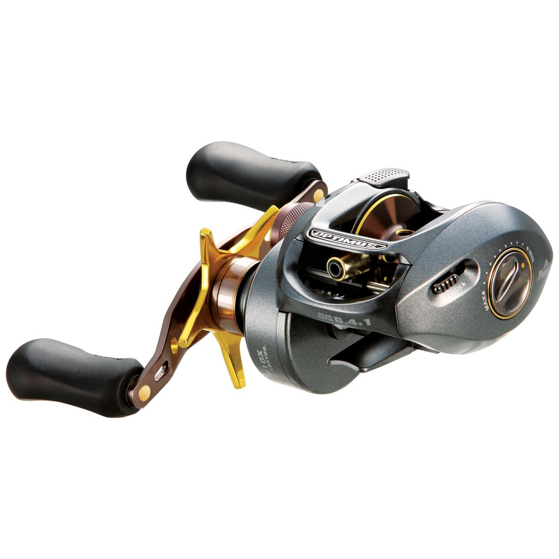 Pinnacle® Optimus™ X Baitcast Reel