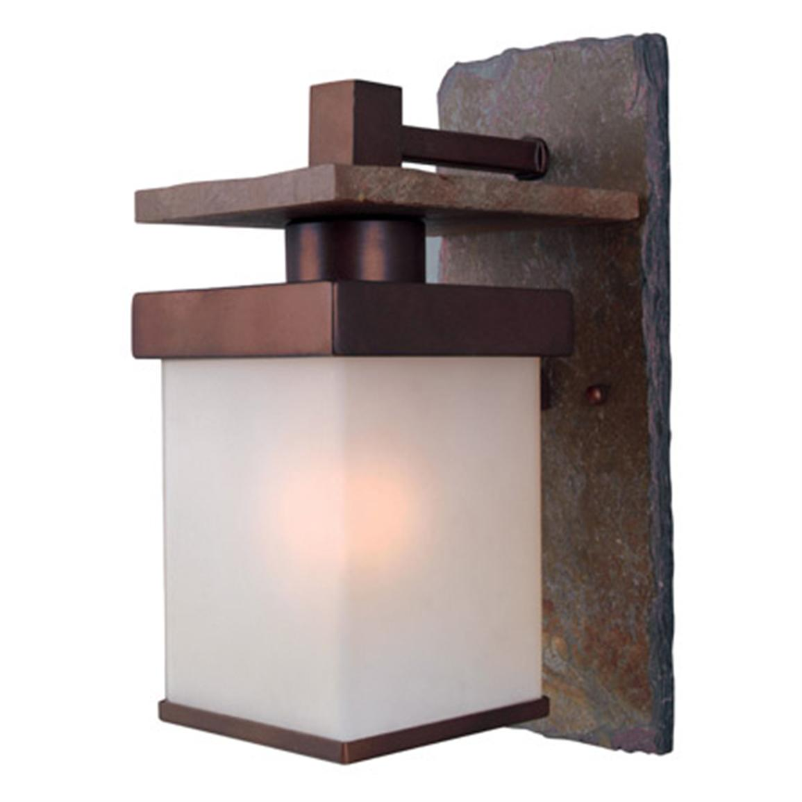 Kenroy Home® Boulder Outdoor Wall Lantern