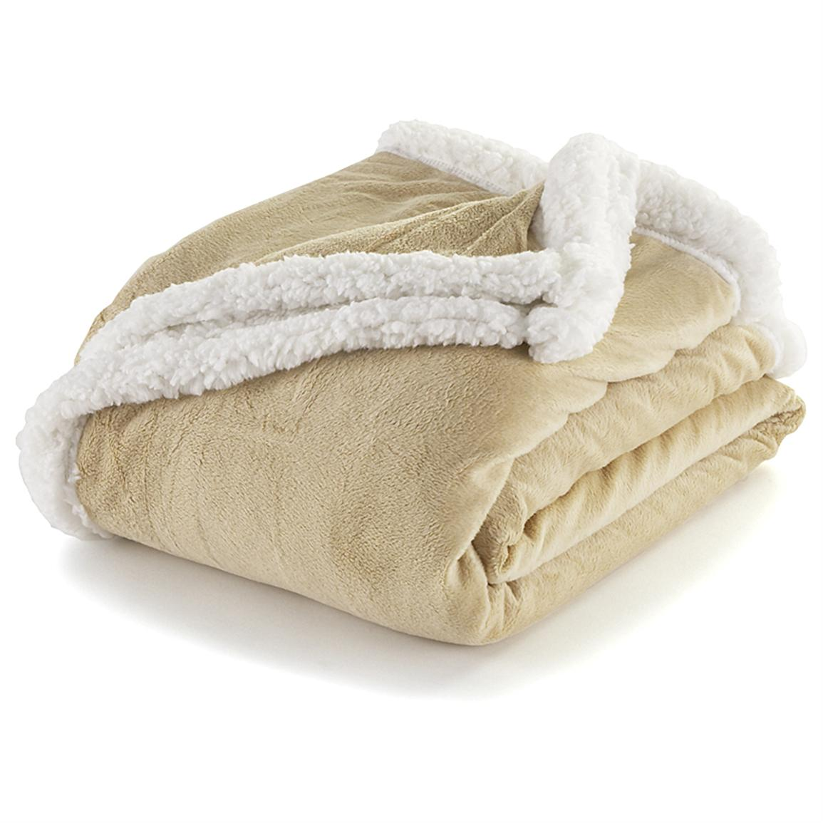 Throw Blankets: Add a touch of warmth to your bed with a craftily placed throw blanket. Free Shipping on orders over $45!
