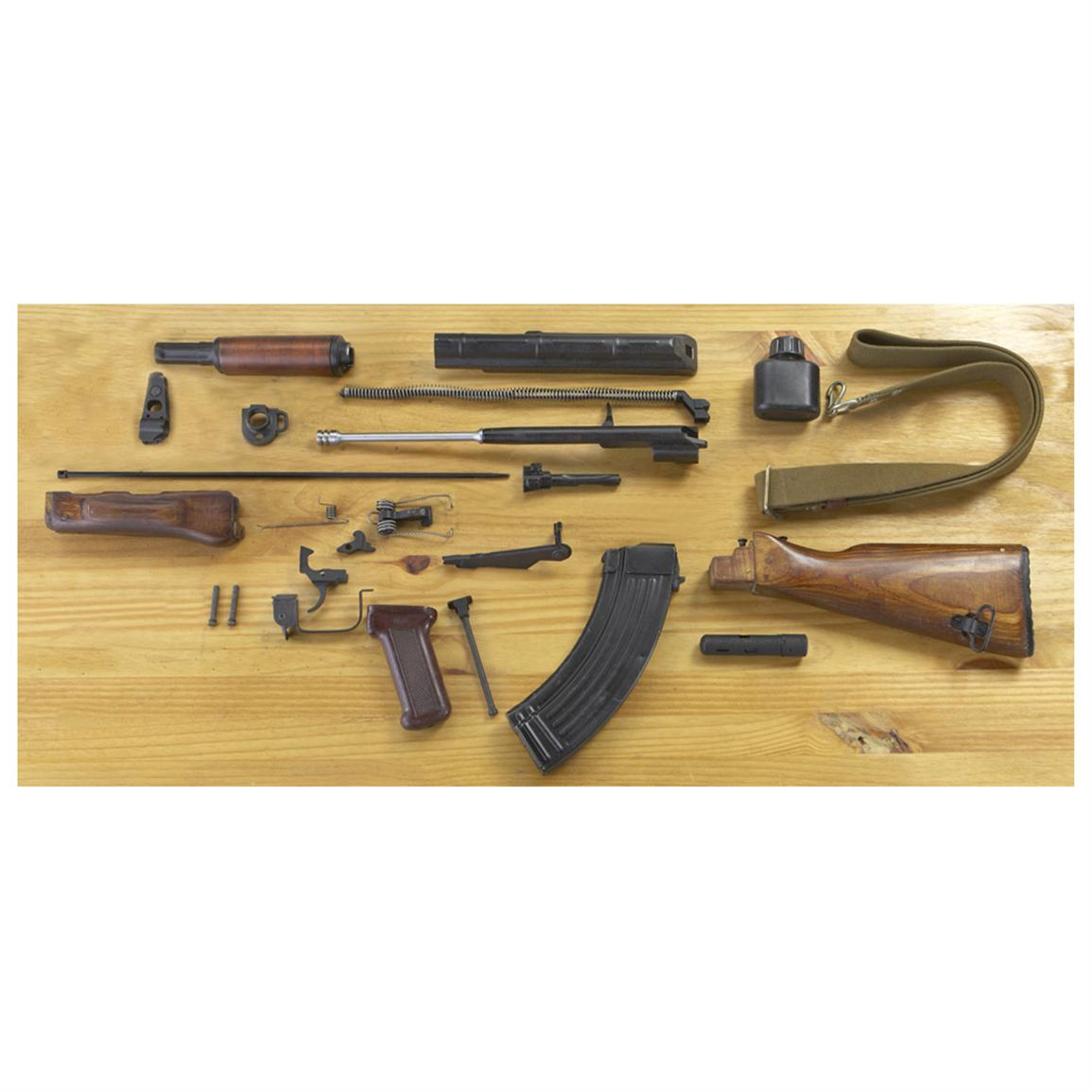 New Bulgarian AK-47 Replacement Parts Kit