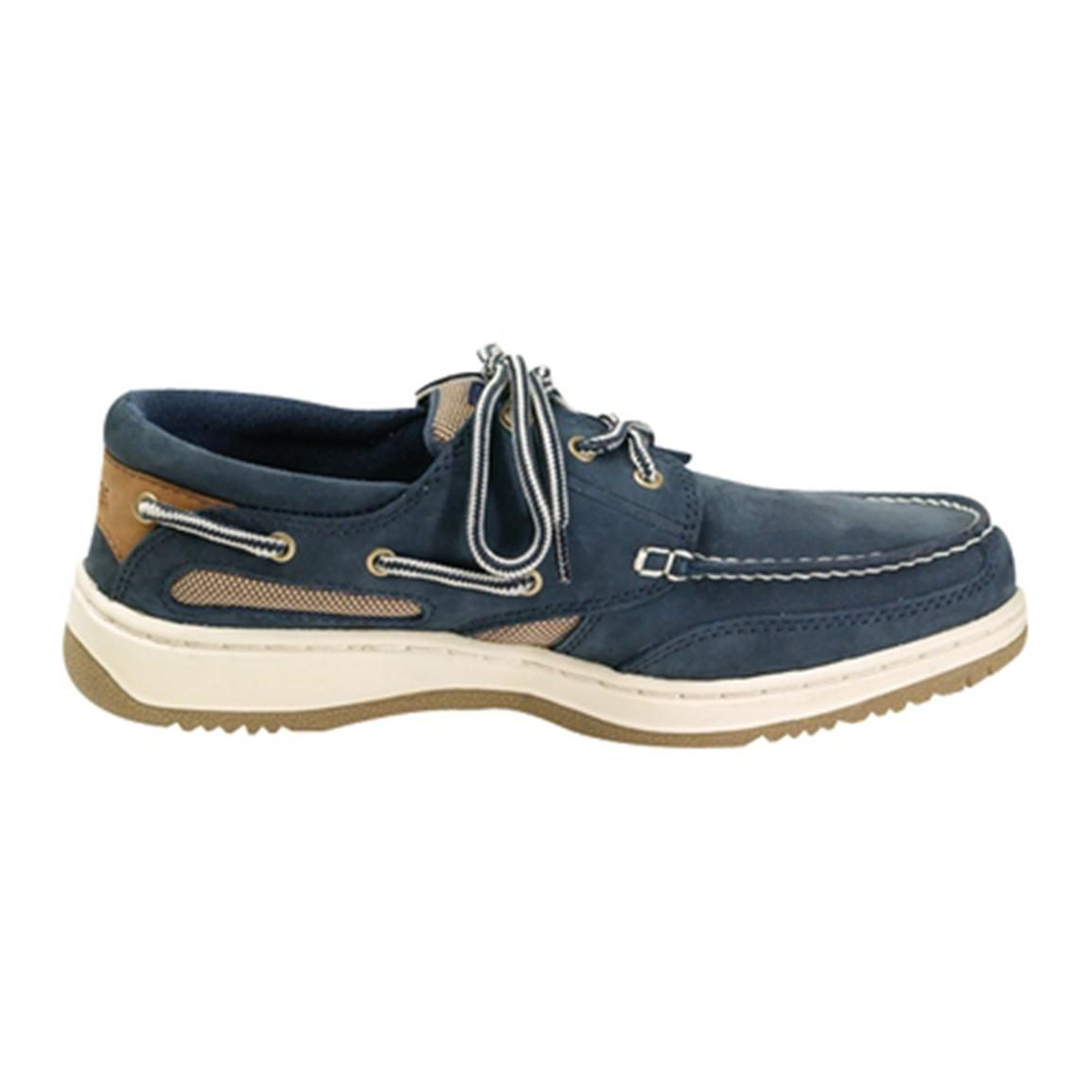 Yachter's Choice™ Sydney Deck Shoes, Navy