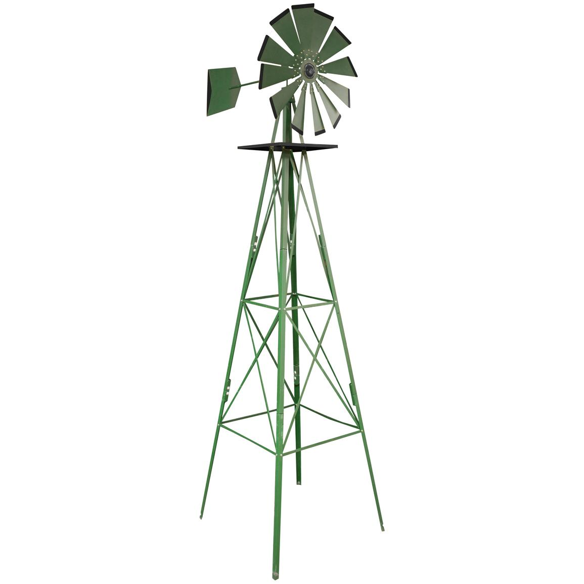 Buffalo Tools® Sportsman 8 foot Windmill