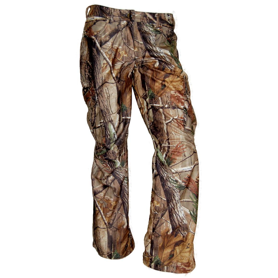 Women's Prois® Ultra Fitted Pants,Realtree AP