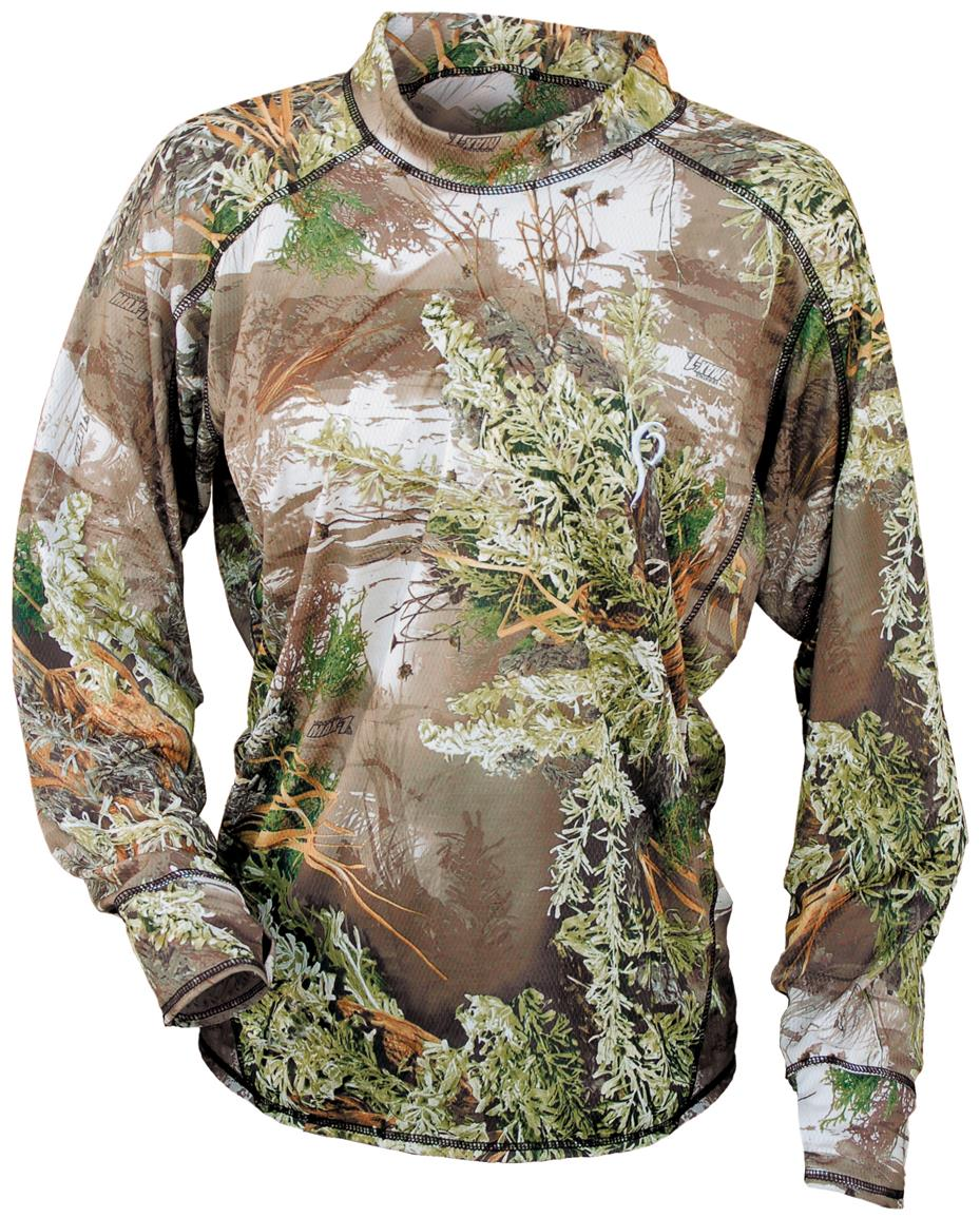 Women's Prois® Ultra Long-sleeve T-Shirt, Advantage® Max-1 Camo
