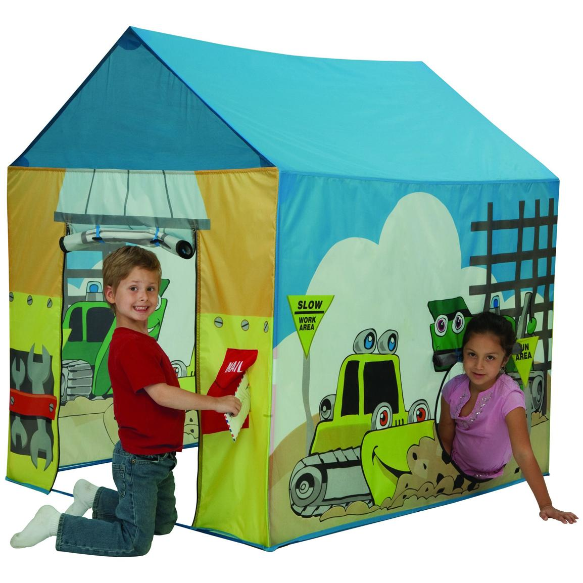 Pacific Play Tents® Construction Zone Tent