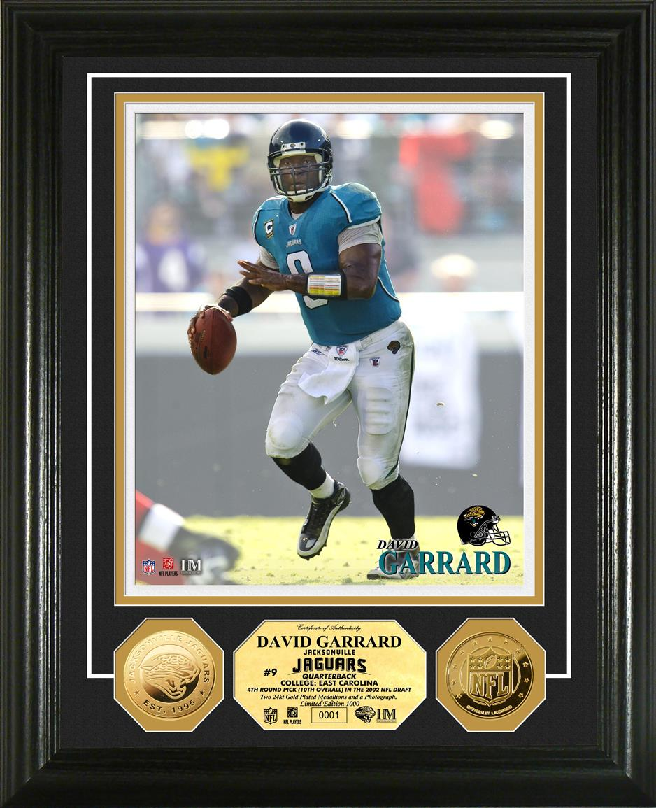 David Garrard 24-Karat Gold Coin Photo Mint