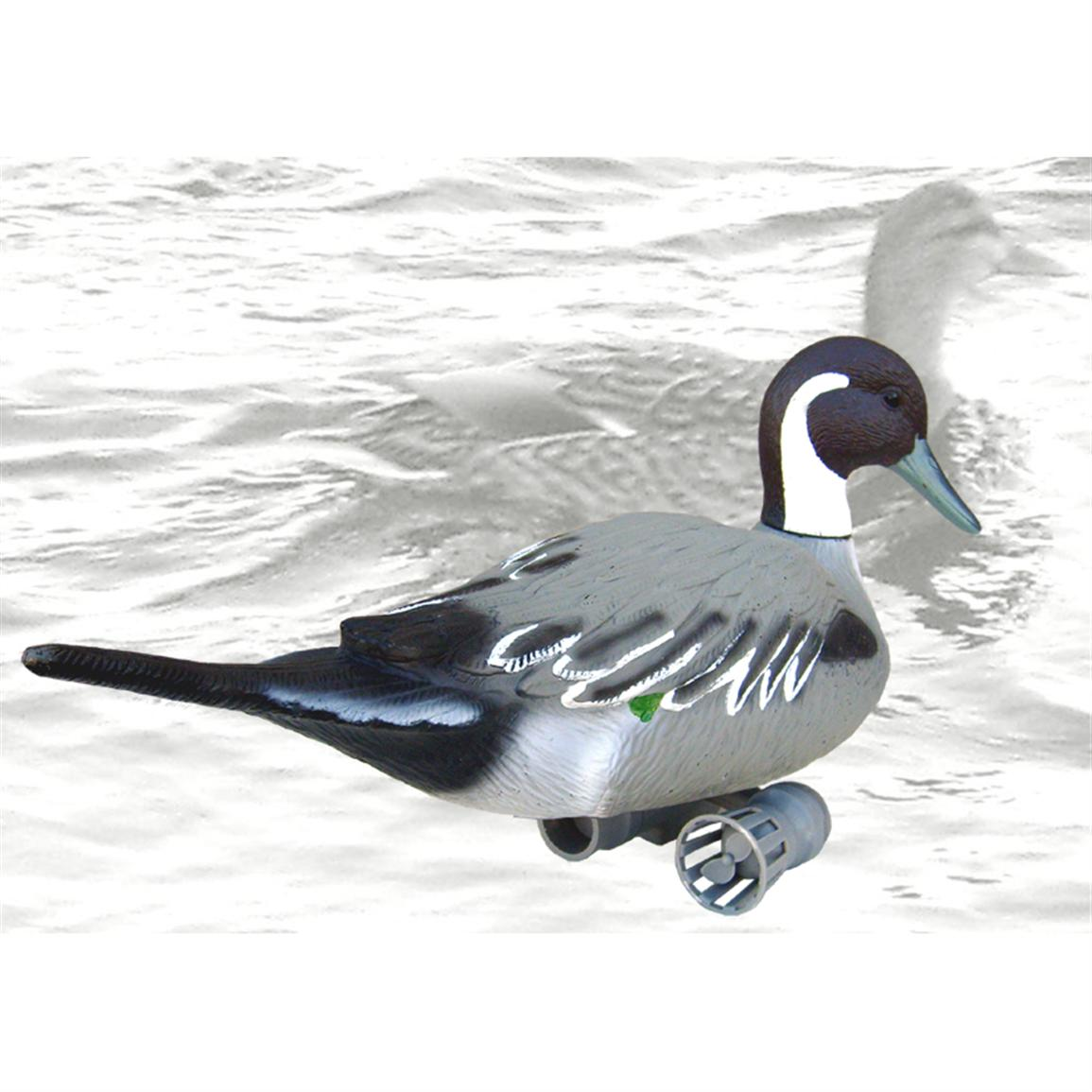 Open Zone® ZigZag Swimmer Pintail Drake Duck Decoy