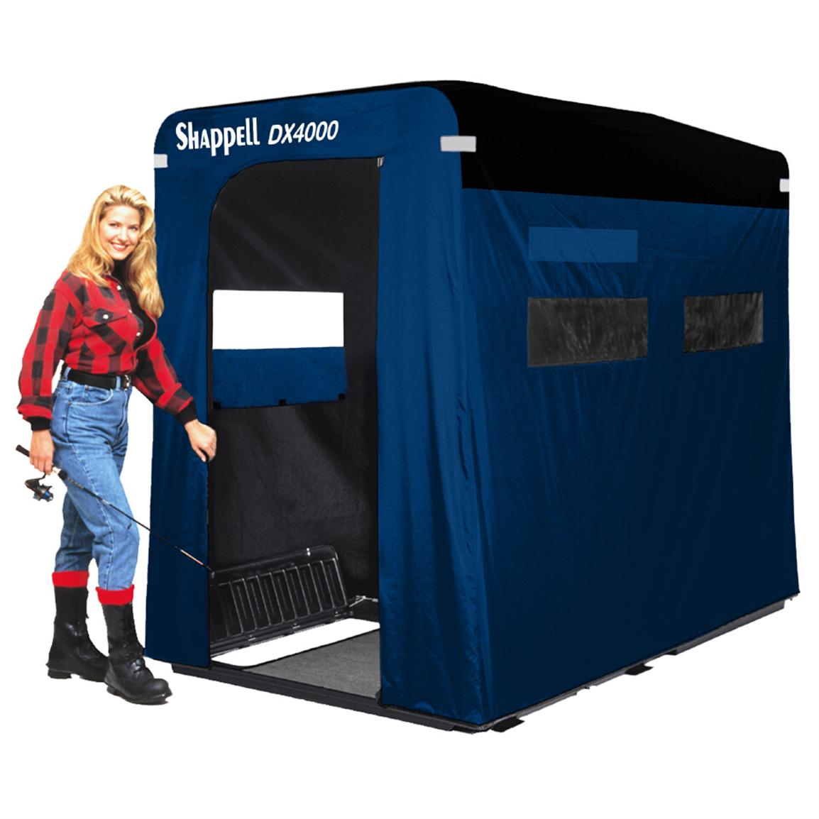 Shappell® DX4000 Ice Shelter