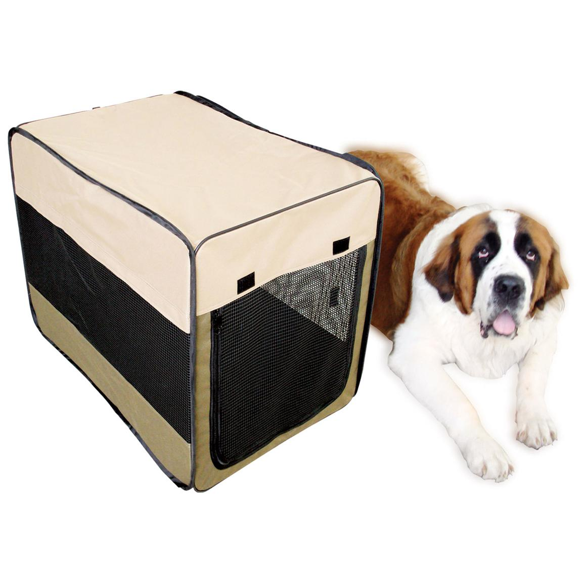 Buffalo Tools® Sportsman Portable Pet Kennel, 42""