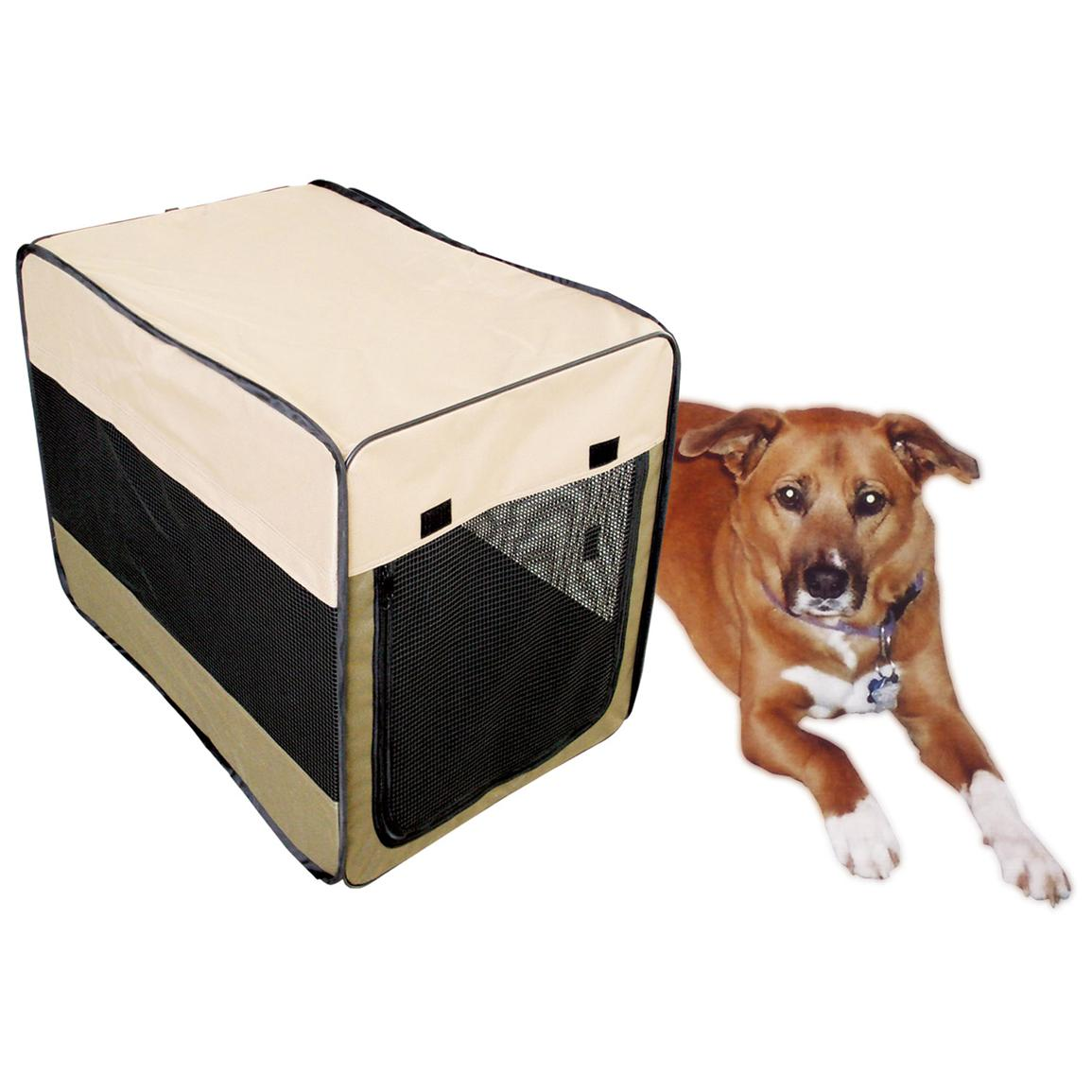Buffalo Tools® Sportsman Portable Pet Kennel, 36""