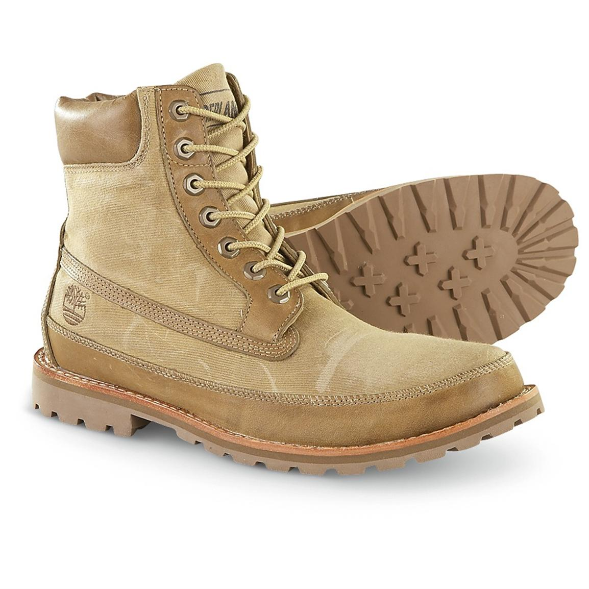 s timberland 174 waterproof boots beige 199695 casual
