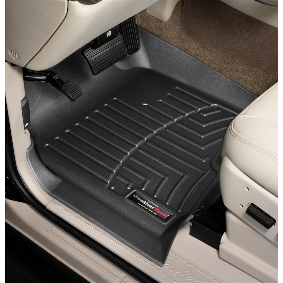 Weathertech 174 Digitalfit 174 Floor Liner Rear 199761 At