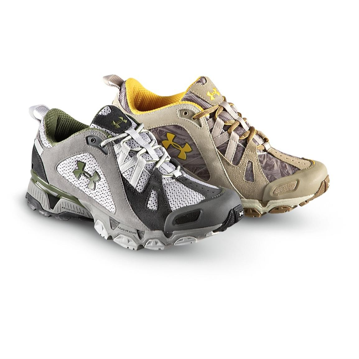 Men 39 s under armour chetco trail shoe 200004 running for Under armour fishing shoes