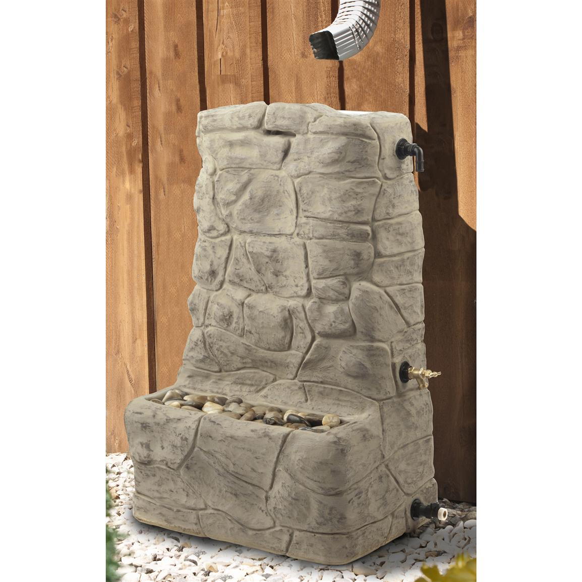 RTS 34 USG Rock Fountain Collector