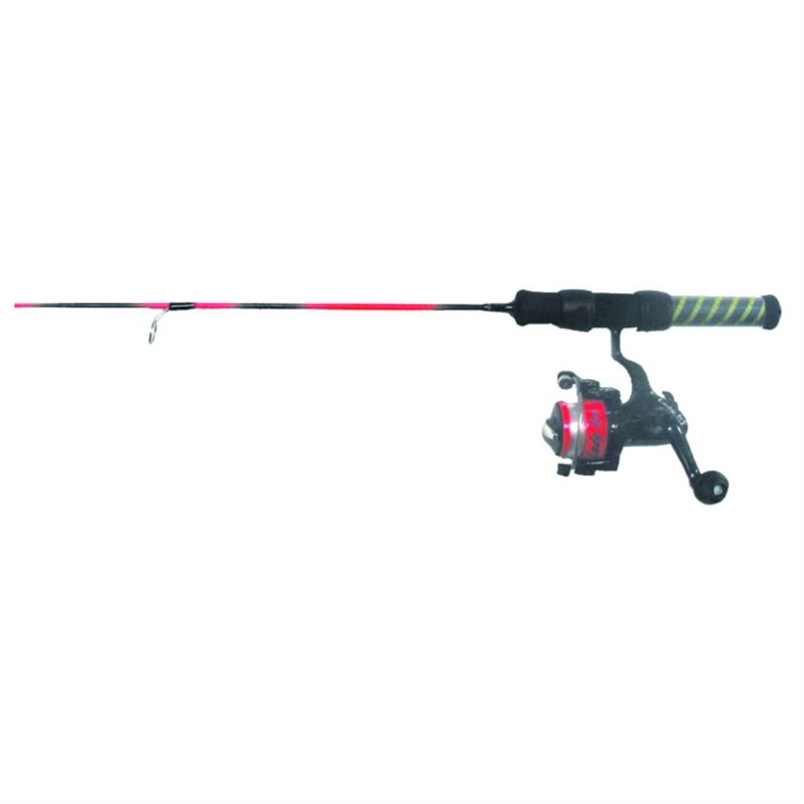 H.T. Enterprises® Deluxe Lady Ice Fishing Combo