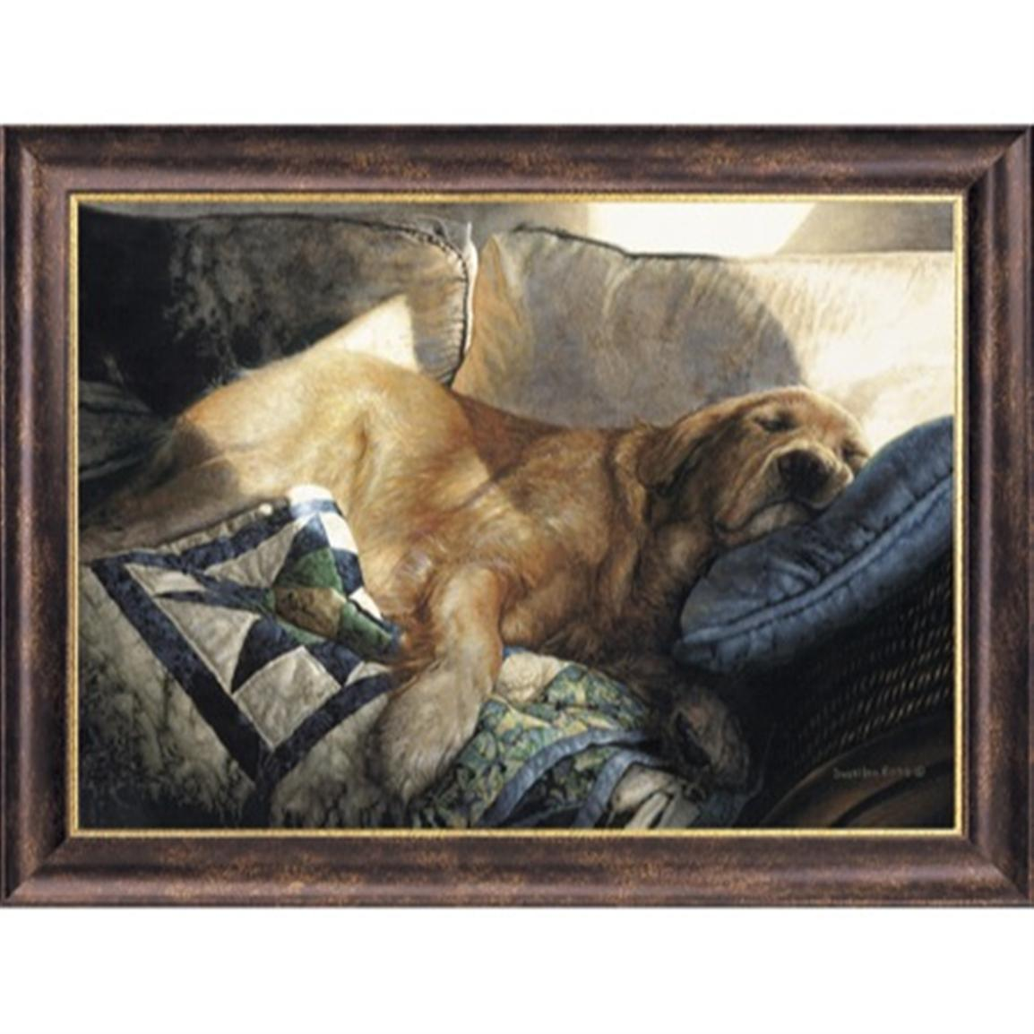Golden Dreams Print by Sueellen Ross