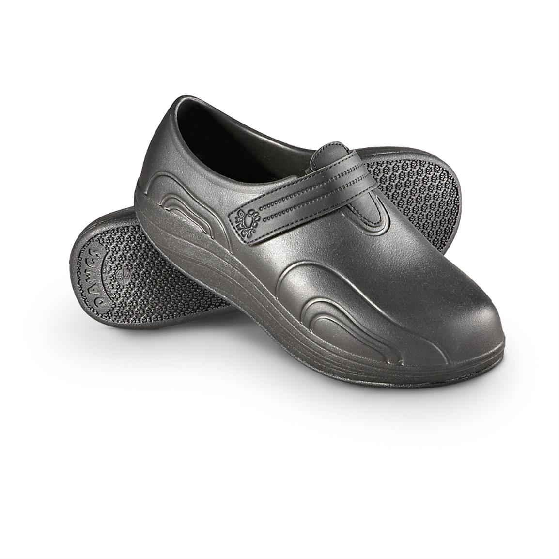 DAWGS™ UltraLite Toners - Rubber Work Shoes, Black