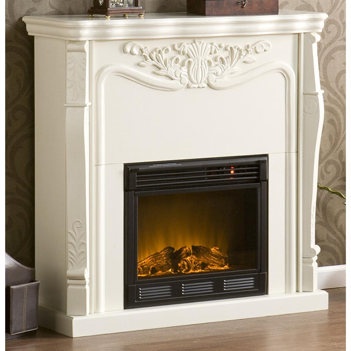 southern enterprises inc raphael electric fireplace 200936 fireplaces at sportsman 39 s guide