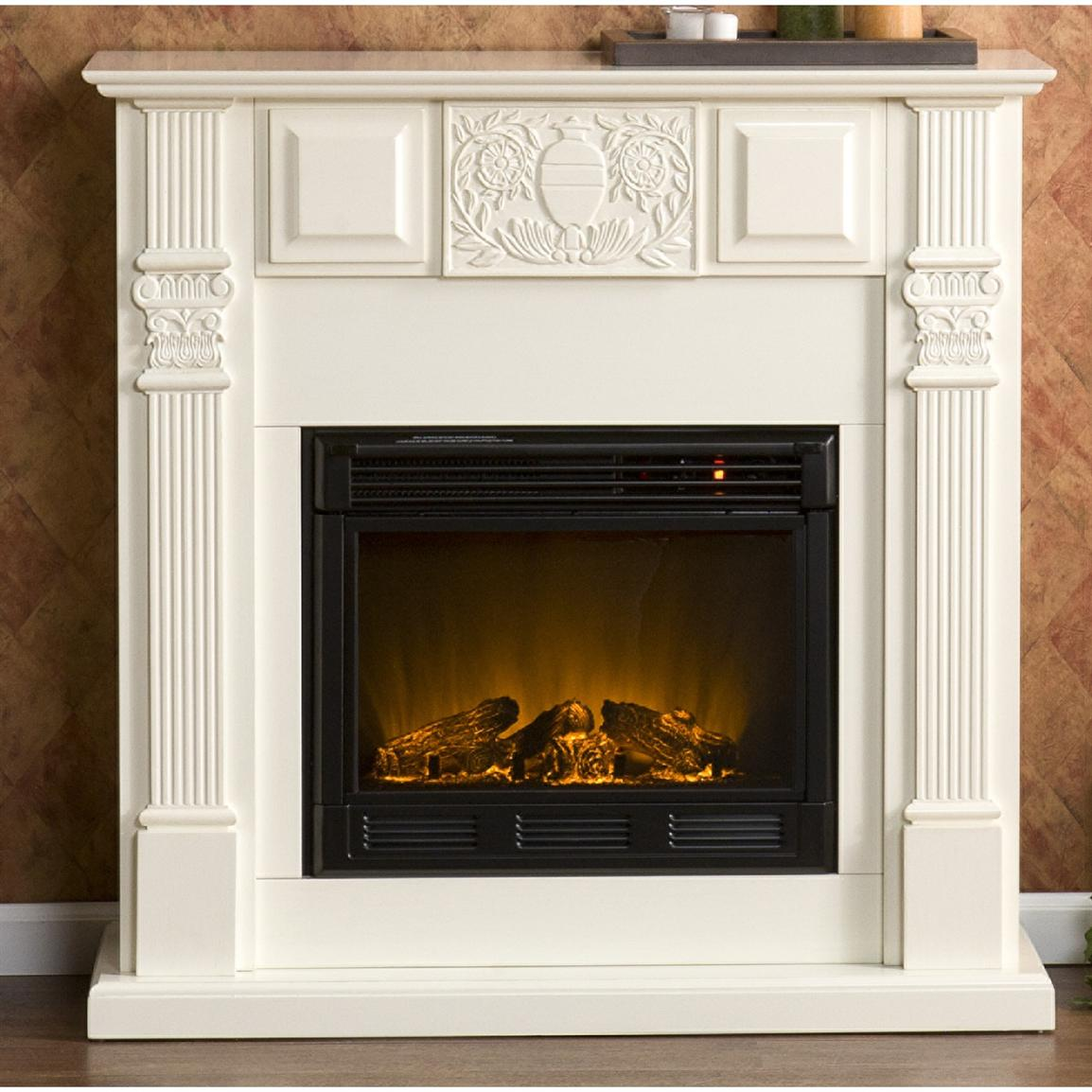 Southern Enterprises Inc Lasalle Electric Fireplace 200944 Fireplaces At Sportsman 39 S Guide